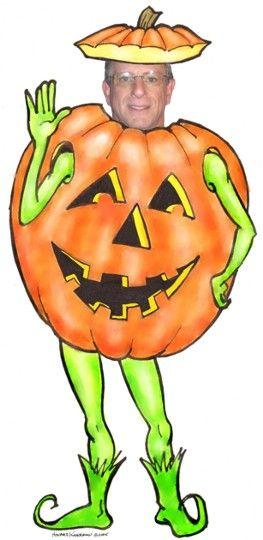 Halloween Cutouts - Pumpkin
