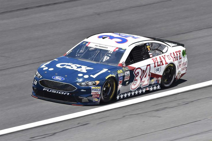 Starting lineup for 2017 Coca-Cola 600  Thursday, May 25, 2017  Landon Cassill will start 31st in the No. 34 Front Row Motorsports Ford.  Crew chief: Donnie Wingo  Spotter: Freddie Kraft  Servicemember: PFC Michael E. Murdock  Photo Credit: John K Harrelson NKP  Photo: 31 / 40