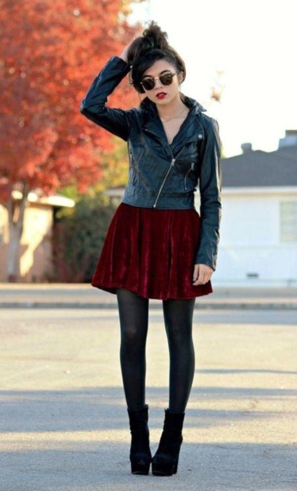 29-edgy womens fashion