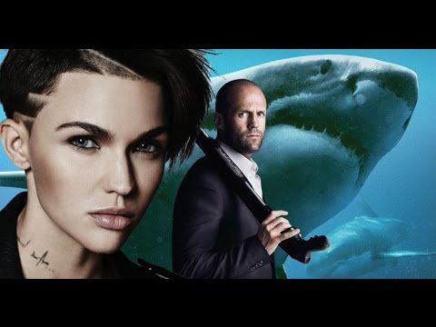 MEG Official Trailer 2018 Jason Statham Movie - YouTube