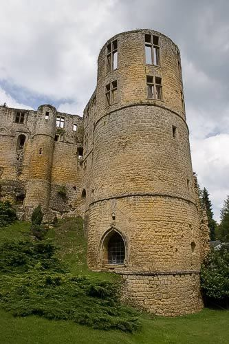Visit this 11th century restored castle in the Ardennes