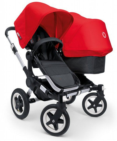 Babyology takes a look at 10 double prams and strollers just right for toting twins or a baby and toddler round town.