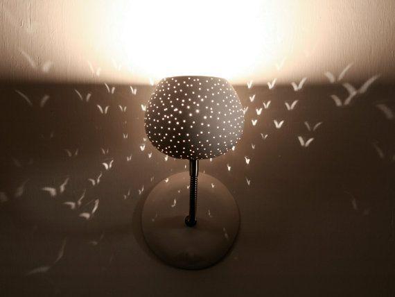 Wall lamp Claylight Sconce Dot pattern  On Sale 33 by lightexture, $149.00