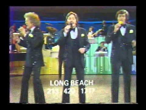 The Lettermen (1980) on the Jerry Lewis /MDA Telethon with Ed Mc Mahon
