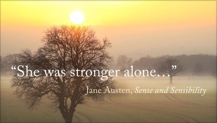9 Jane Austen Quotes for the Frustratedly Single