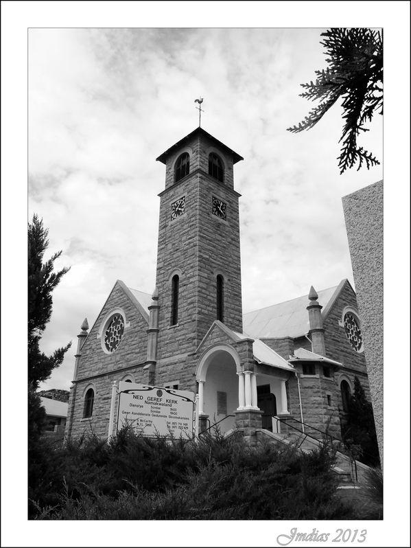 Springbok, North Cape, South Africa - A Dutch Church by~~~ jmdias