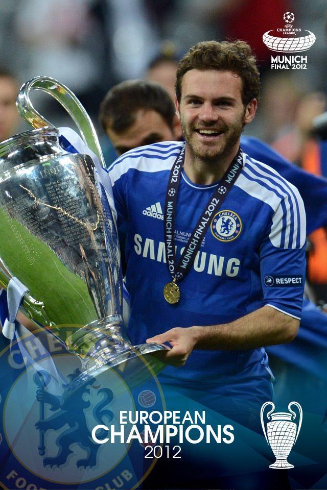 Juan Mata... The best midfielder EVER!!