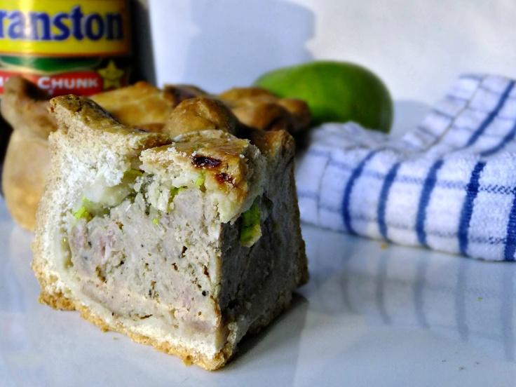 Paleo Handraised Pork Pie