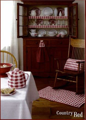 Picture of Country Kitchen