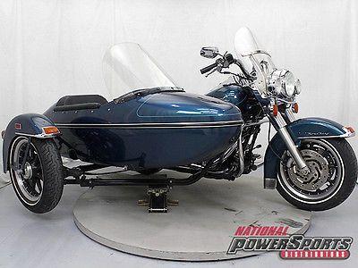 2004 Road King >> Harley-Davidson : Touring 2004 HARLEY DAVIDSON FLHRI ROAD KING W/ SIDECAR FLHR | Stuff to Buy ...