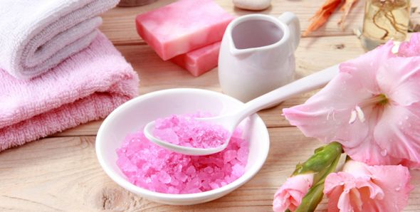 Make Your Own Natural Body Scrub!