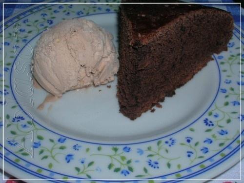 torta moretta light all'acqua (senza burro, uova, olio, latte)