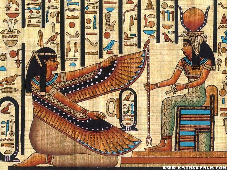 Isis la diosa de la mitología egipcia