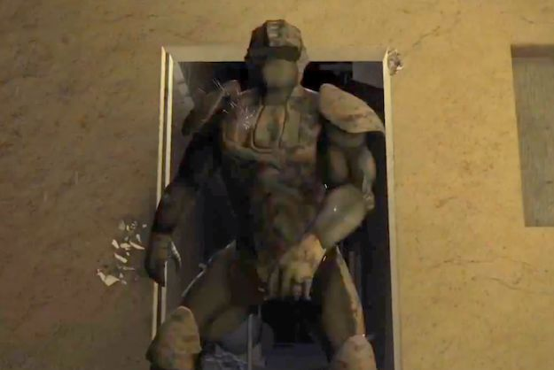 High-Tech Military Suit Gives Soldiers Superhuman Abilities [Video] The TALOS project will allow a soldier to walk through a barrage of bullets unharmed.