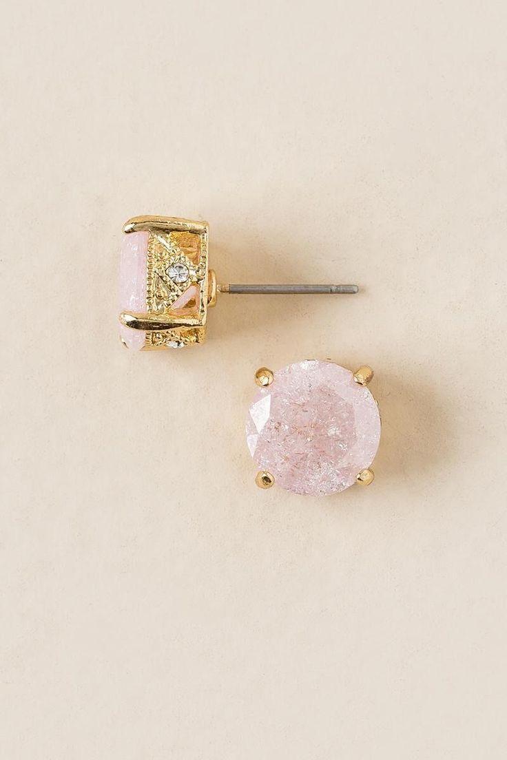 Anna Cubic Zirconia Stud Earring