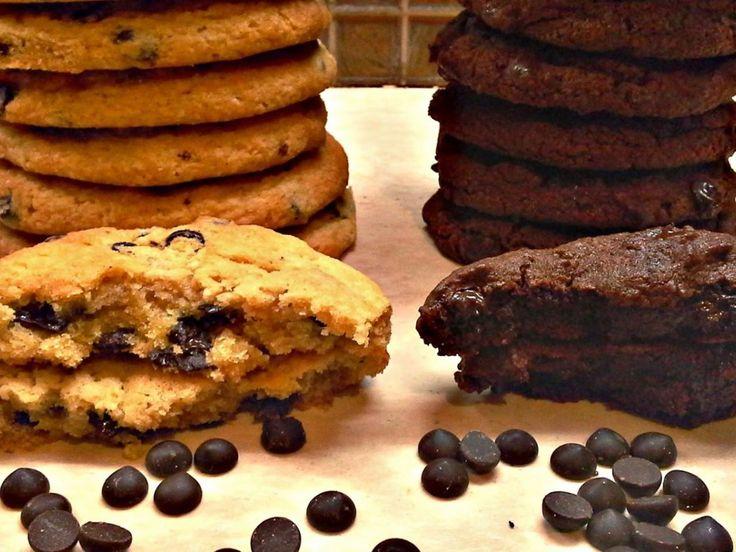 Η Σοφη Τσιωπου μαςξετρέλανεόλουςμεαυτάταυπέροχαcookies,ταοποίαείναι  τόσοεύκολαπου ταέφτιαξεμε το 10χρονο γιο της!!!Δείτεδυολαχταριστέςσυνταγέςγιανηστίσιμαcookiesσοκολάτα  καινηστίσιμαcookies βανιλια!    Νηστίσιμα κούκις ...