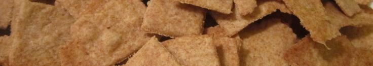 Wheat wafers