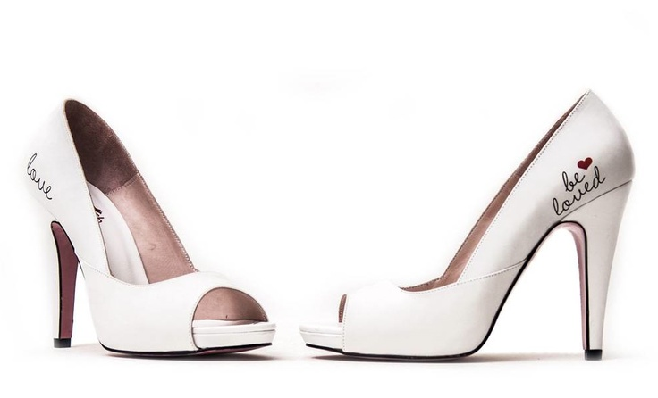 Bridal Shoes by Mine Atalar