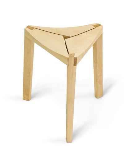 Finnish stool MMerz Design | photo: Naoya Kokado.
