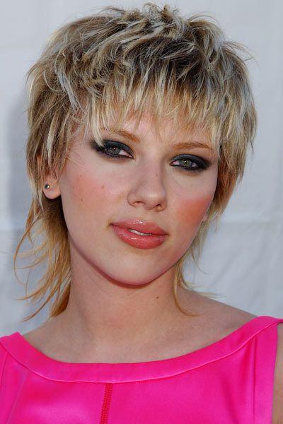 Female Mullet Hairstyles