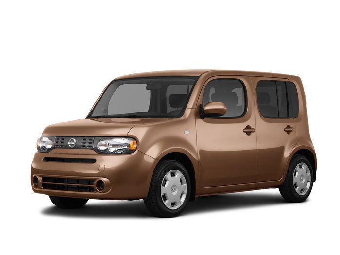 2011 Nissan Cube Information