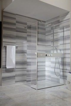 Neorest Shower Enclosure - TOTO - contemporary - showers - - by Toto