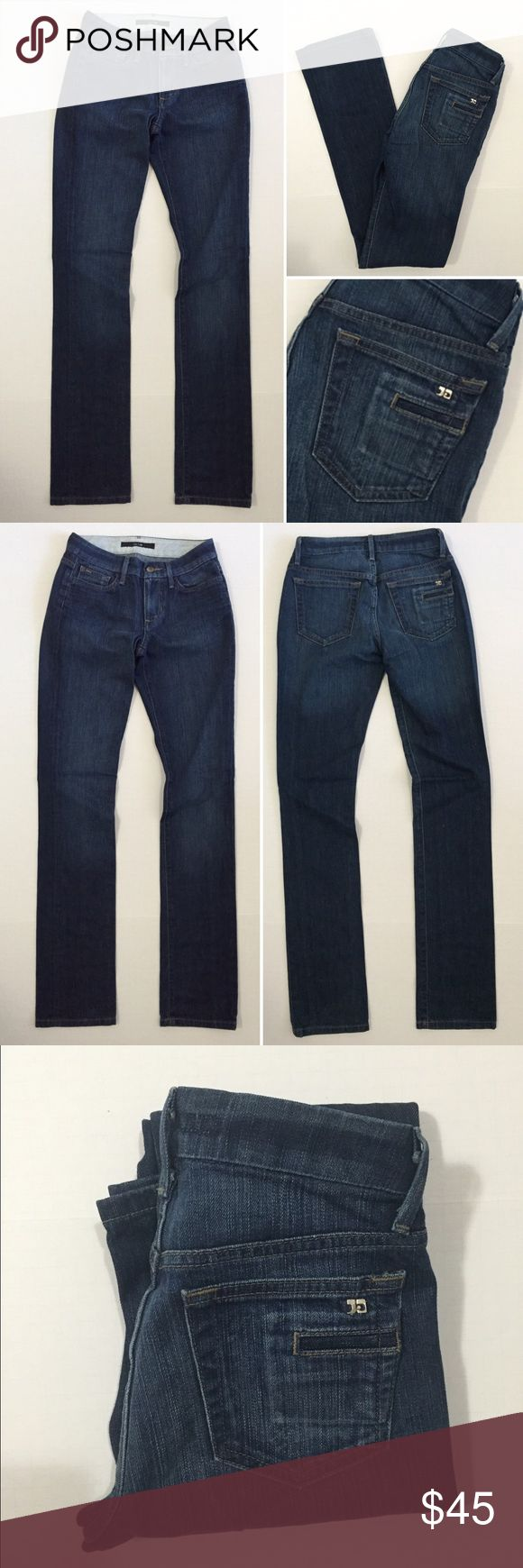 "[Joe's Jeans] women's high rise jeans sz24 [Joe's Jeans] women's high rise jeans sz24 •🆕listing •fit/style: ""High Rise Cigarette"" •good pre-owned condition •medium wash denim •length/inseam 33"" •5 pocket, zipper fly •material 98% cotton 2% elastane •offers welcomed using the offer feature or bundle for the best discount• Joe's Jeans Jeans"