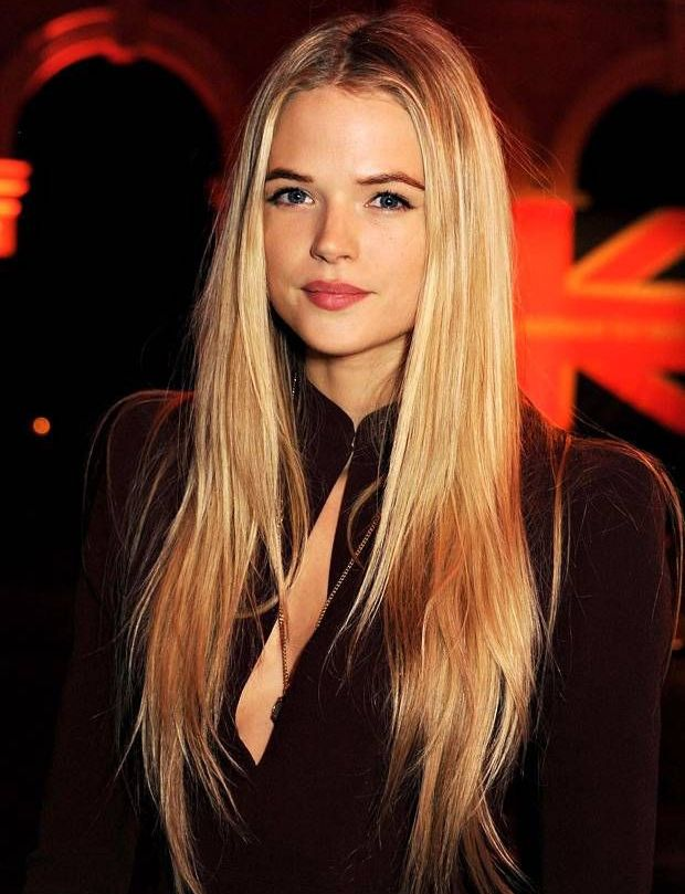 Gorgeous Side Parted Long Hairstyles 2015