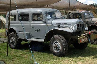 USN Dodge WC-53 PW