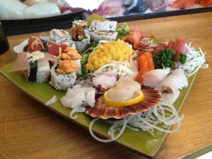 Icho Gluten-free sushi restaurant in Paris. 3 Rue de Tournelles 75004 Paris France
