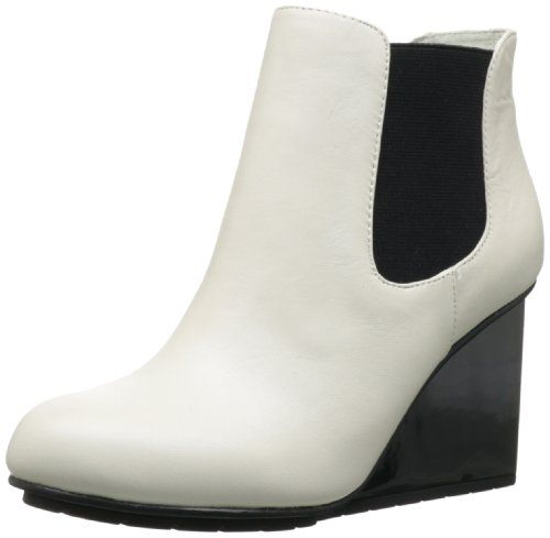 United Nude Women's Solid Chelsea Boot,Off White,35 EU/5 M US UNITED NUDE http://www.amazon.com/dp/B00E1ZOCMW/ref=cm_sw_r_pi_dp_SU4jub0X3Y5AK