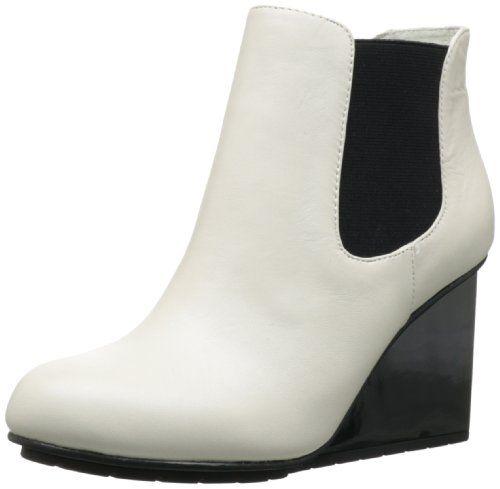 United Nude Women's Solid Chelsea Boot,Off White,35 EU/5 M US UNITED NUDE http://www.amazon.com/dp/B00E1ZOCMW/ref=cm_sw_r_pi_dp_SU4jub0X3Y5AK