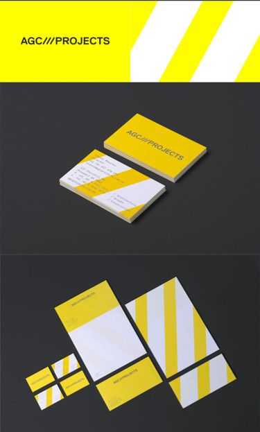 AGC///PROJECTS Identity