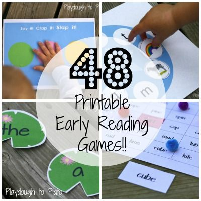 197 pages of literacy activities that practice rhyming, segmenting syllables, hearing the beginning and endings of sounds, mastering tricky letter combinations, memorizing sight words and much, much more. {Playdough to Plato}