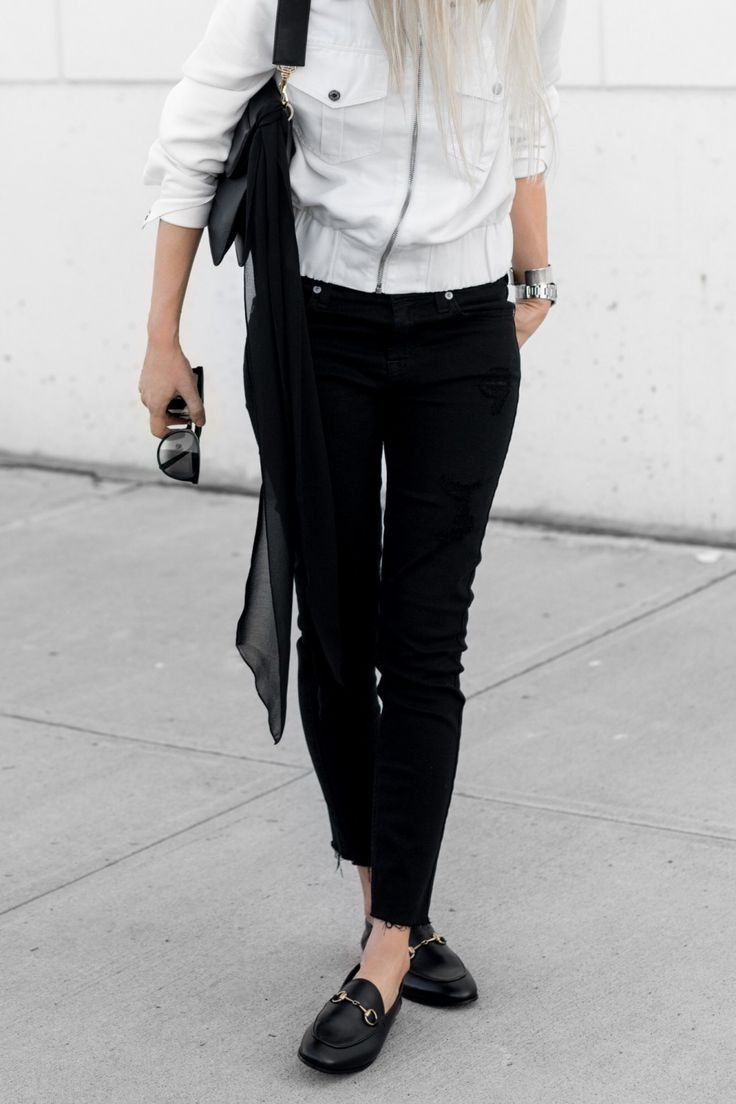 FIGTNY pulls off the perfect mixture of classic, minimal, sleek and  sophisticated in her