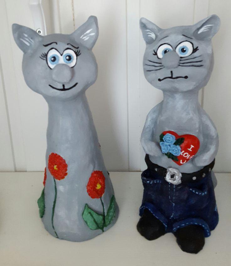 Glade katter