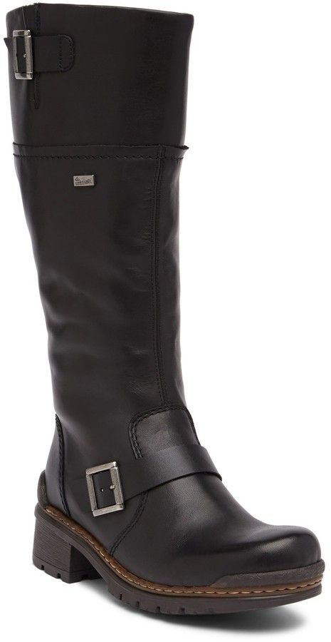 Rieker Sybille Water Resistant Tall Boot
