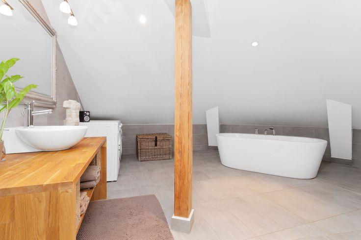 Vi drømmer vel alle om et badekar på badet...?