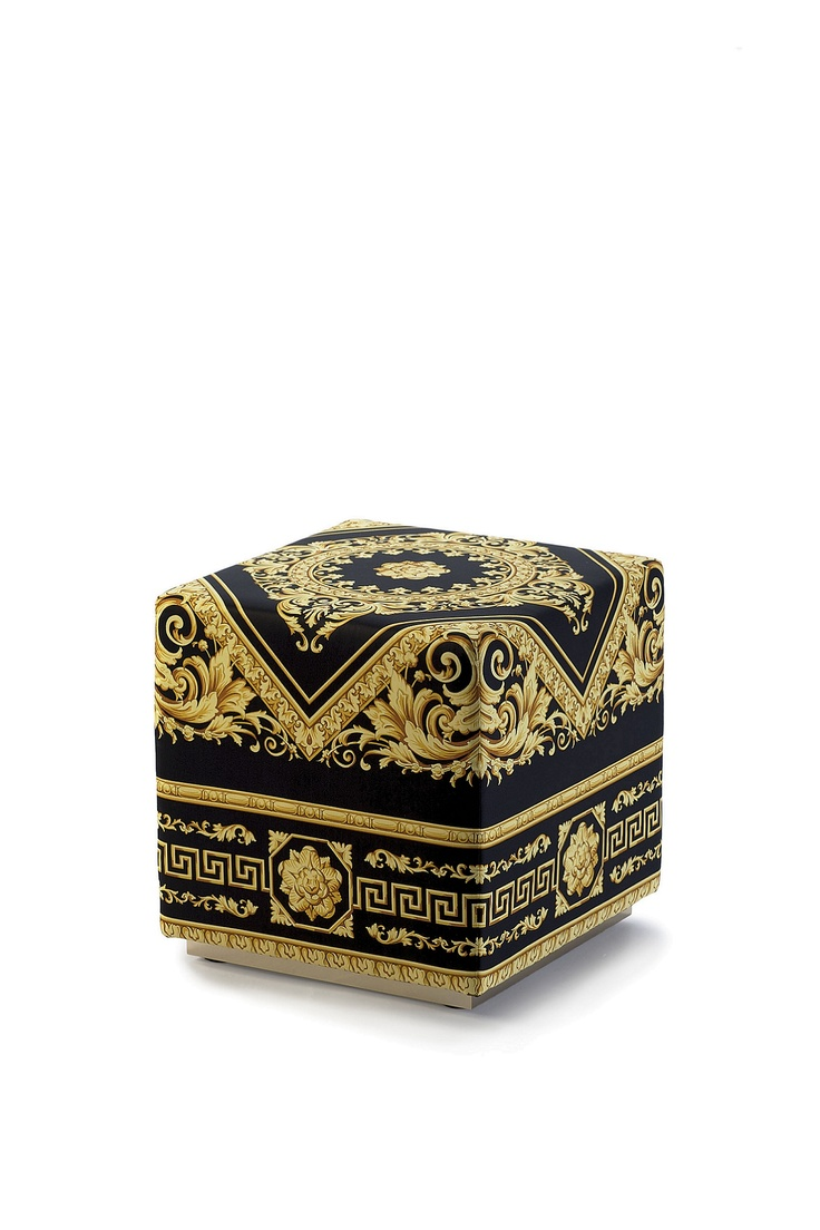 Versace Home - Carré Pouff