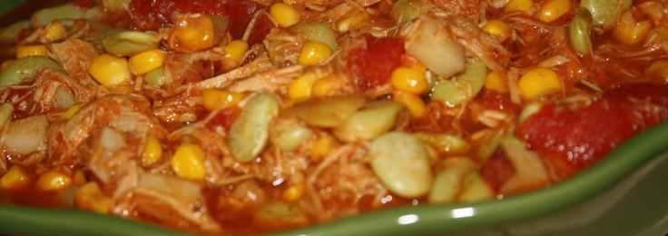 Image detail for -Brunswick Stew :: Fresh As Fresh CAN Be