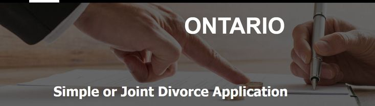 DIY divorce online.  Simple or joint divorce application.  Uncontested #divorce #proceedings. Easy to answer #questions.  Fill out the online #questions and divorce I.t will complete all your necessary divorce forms. Instantly prints your forms.  Will only take 20 minutes of your time. Fast!  https://divorceit.ca/about-us.html