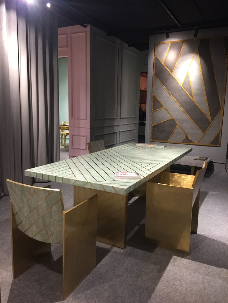 At I Saloni in Milan I admired the Nesso collection by Matteo Cibic for Scarlet Splendour
