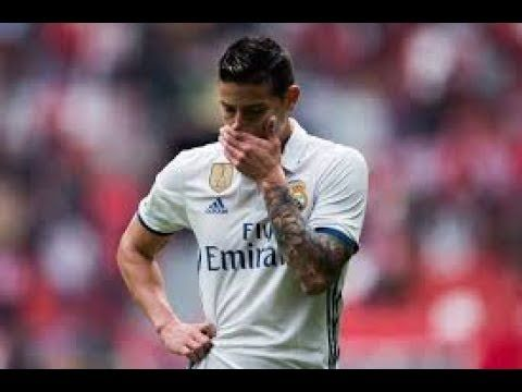 James Rodriguez transfer: Man Utd and Arsenal among six clubs keen on Real Madrid star