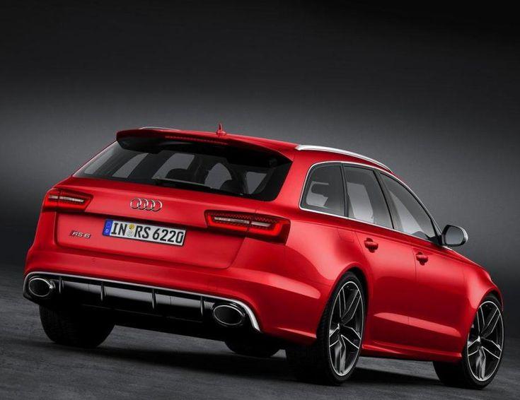 Audi RS6 Avant specs - http://autotras.com