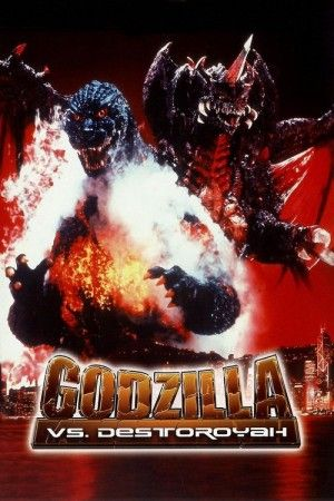 Godzilla vs. Destroyah (1995)    The aftermath of the Oxygen Destroyer brings forth Destoroyah, a beast intent on killing Godzilla, who is on the verge of a nuclear meltdown.