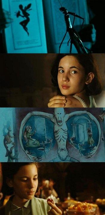 """""""El laberinto del fauno"""" (""""Pan's Labyrinth"""") - Guillermo del Toro, 2006"""