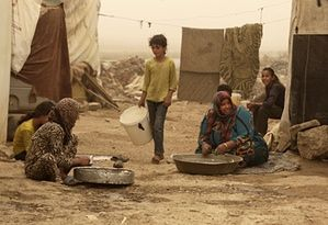 Destitute Syrian refugees in Jordan and Lebanon may return to warzone | Global development | The Guardian