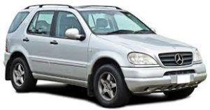 1997-2005 Mercedes-Benz ML320, ML350, ML500 Workshop Repair Service Manual