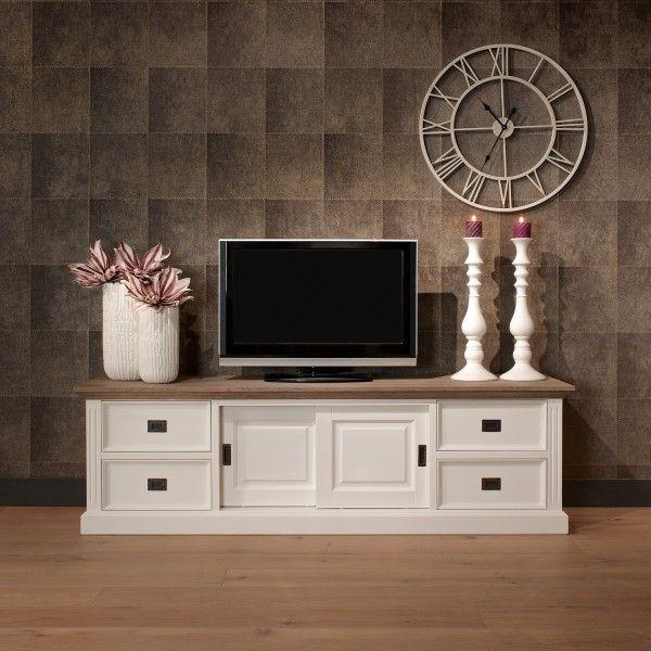Dit geweldige merk heeft alle landelijke meubels die je maar kan willen!