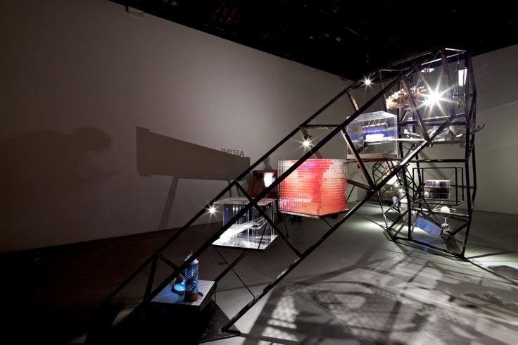 Venice Biennale 2012: Voices / Malaysia Pavilion